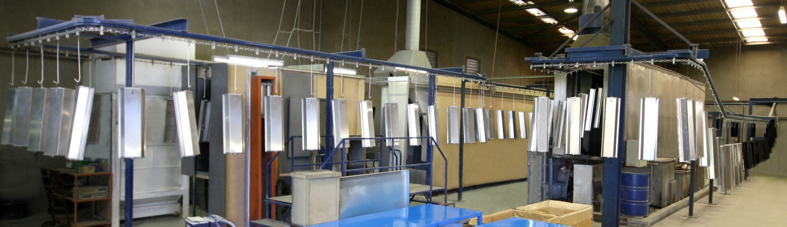 AMPC Powder Coating | Sheetmetal Sydney, Penrith